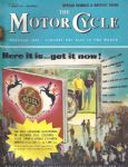 THE MOTORCYCLE - 3 MARCH 1955 - SPRING NUMBER & BUYERS GUIDE - M2358